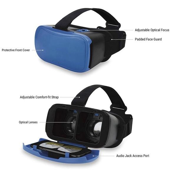 Onn Accessories Virtual Reality Smartphone Headset Poshmark